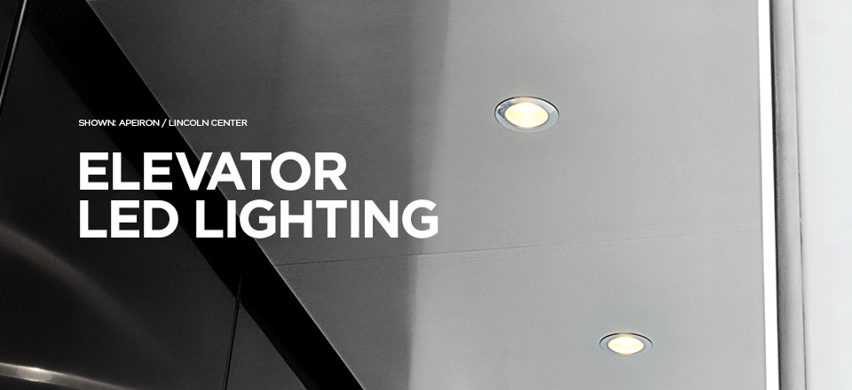 Elevator LED Lighting