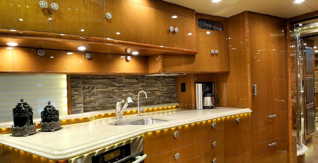 Transit Kitchen LED