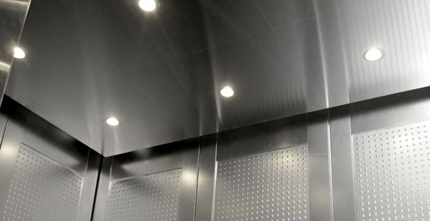 Elevator Led Lighting Recessed Led Downlights Escalator