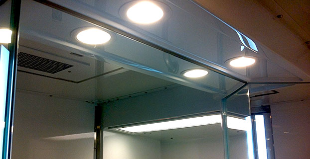 Transit Bathroom LED
